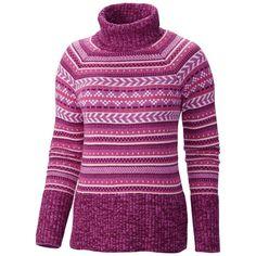 Columbia Sportswear Winter Worn II Turtleneck Sweater (For Women))