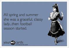 Football time!
