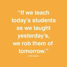 Image result for john dewey quote