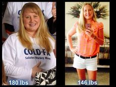 This is my friend Shonna! Here are my most recent before & after pics using Skinny Fiber! I can't tell you how much this product has changed my life! I have been using Skinny Fiber since Nov. 2012 and I lost the first 10lbs in less than a month! I was 180 and I am now 146! Skinny Fiber helps you feel full, eat less (portion control), and burns fat! Not only is it all natural, but it has 7 digestive enzymes that do so much for your body!