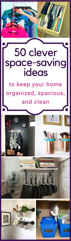 trendy ideas for tiny bathroom storage apartments life hacks Household Organization, Closet Organization, Kitchen Organization, Organization Ideas, Kitchen Storage, Kitchen Decor, Closet Storage, Diy Storage, Storage Spaces