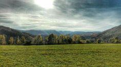 Vaľkovňa, pohľad na Slovenské rudohorie
