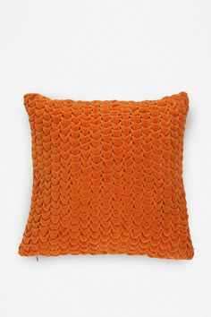 Shop Magical Thinking Hand-Quilted Velvet Pillow at Urban Outfitters today. Velvet Pillows, Throw Pillows, Orange Quilt, Magical Thinking, Pillow Fight, Elephant Design, Make Your Bed, Bedroom Styles, Bedroom Ideas