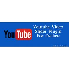 We have create new plugin for Youtube Lovers, This plugin is display only Youtube Videos Slider. Maximum Video Limit 6 (Six) Only. So from this plugin you can promote your business from your website. and 6 Video you can display to your visitors.