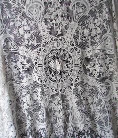 Maria Niforos   Fine Antique Lace, Linens U0026 Textiles : Antique Linen # LI