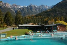 Fairmont Hot Springs Selects Maestro to Drive Revenue and Strengthen Marketing for Resort; Maestro's total integration and single-image database support guest-centric service & targeted marketing / December 2007 Banff National Park, National Parks, Banff Hotels, Places To See, Places Ive Been, Beautiful World, Beautiful Places, Canada Travel, Canada Trip