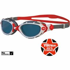 Wiggle | Zoggs Predator Flex Polarized Goggles | Adult Swimming Goggles
