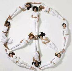 I Declare World Peace #IDWP