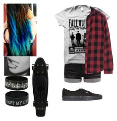 """""""Untitled #459"""" by bullying-stops-here259 ❤ liked on Polyvore featuring Pieces, rag & bone and Vans"""
