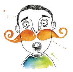 Movember Art Walk collaboration with Karen Kurycki and myself
