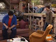 Drake and Josh Platform bed