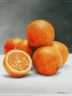 Oil on canvas by Dario Darguez. Fruit And Veg, Fruits And Veggies, Hyperrealistic Art, Fruits Drawing, Hyper Realistic Paintings, Still Life Images, Composition Art, Still Life Fruit, Oil Paintings