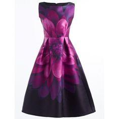 Vintage Sleeveless Tie Dye Dress For Women #women, #men, #hats, #watches, #belts, #fashion