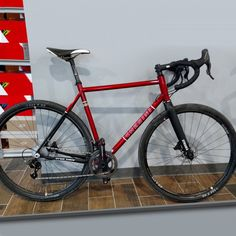 Strabia Cherry - Chesini Cycling Bikes, Cherry, Bicycle, Colour, Frame, Bicycles, Color, Picture Frame, Bike