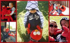 Elmo is pulling our heart strings #BigHugsElmo #PTPAWinner