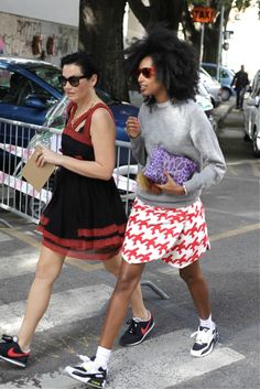 Fashion Is My Drug: Style Star - Julia Sarr Jamois