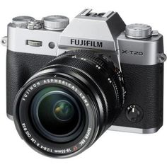 Fuji is Not Pulling Punches with The New X-T20 and X100F | SLR Lounge
