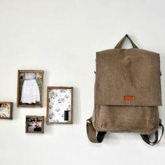 How To Make Pretty Backpack.