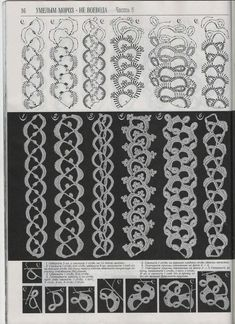 irish crochet trims