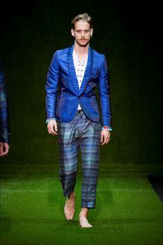 Christian Pellizzari - Men Fashion Spring Summer 2015 - Shows - Vogue.it