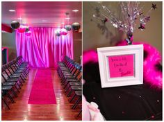 Pink Barbie Birthday Party © Limefish Studio