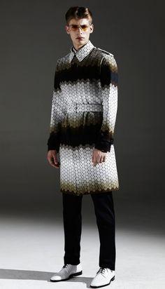 Nice Black Mens Fashion London Fashion Week SS13 - T Magazine Blog Check more at http://24store.ml/fashion/black-mens-fashion-london-fashion-week-ss13-t-magazine-blog/