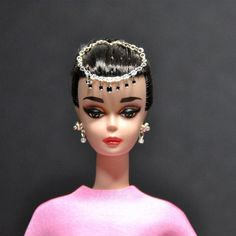 2012 National Barbie® Doll Collectors Convention - Barbie™ -- The Grand Tour, this doll by designer Natalia Sheppard (Convention is July 2012)