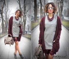 Восходящий тренд: платье-комбинация / крой платья-комбинация бесплатно