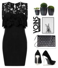 """""""Yoins nine (http://yoins.me/1PrM4be)"""" by natcatt ❤ liked on Polyvore featuring Black Rivet, women's clothing, women, female, woman, misses, juniors and yoins"""