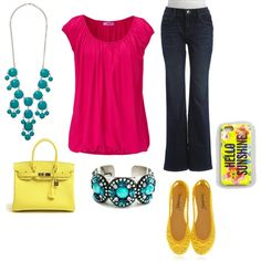 """""""shopping day"""" by songboss on Polyvore"""