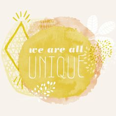 'We are all unique' - @blissco_  One of our favourite quotes from our lovely client #blissco  Here's to a great Friday! #madebyennisperrycreative
