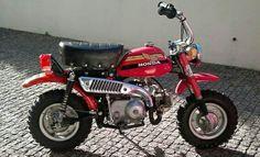 HONDA Z50 minitrail minibike