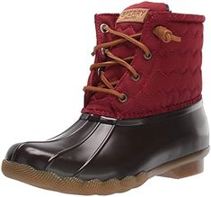 Chevron Quilt, Sperry Duck Boots, Hiking Boots Women, Air Max Women, Thick Socks, Boots Online, Sperrys, Nike Women, Sperry Top Sider