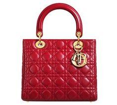 Lady Dior, modello rosso