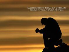 Ele tem cuidado de vós.