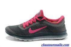 quality design 87236 d5918 Vendre Pas Cher Chaussures Nike Free 3.0V6 Femme F0006 En Ligne. Nike Free  Runs