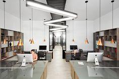 Interior Cast Study> Black Ocean Headquarters - The Architect's Newspaper