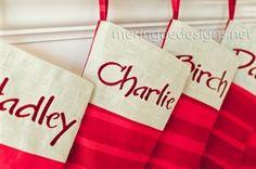 Meringue Designs. Hallie Alphabet | available for purchase