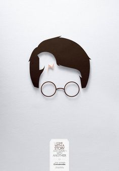 Book Exchange Posters. Harry Potter.