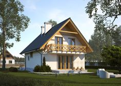Home Fashion, House Rooms, Tiny Houses, Exterior Design, Interior Inspiration, Sweet Home, House Design, Cabin, House Styles