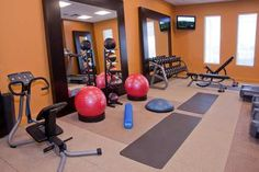 Inspiration for my future workout room