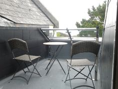 We install and repair fibreglass roofing in Cornwall. Fibreglass (also known as Glass reinforced plastic) is a lightweight, flexible and strong roofing solution. Fibreglass Roof, Roofing Services, Flat Roof, Outdoor Furniture Sets, Outdoor Decor, Cornwall, Balcony, Home Decor, Decoration Home