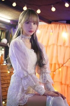Korean Girl Fashion, Asian Fashion, Kpop Girl Groups, Kpop Girls, Cute Asian Girls, Cute Girls, Kim Hyun, Cosmic Girls, Ulzzang Girl