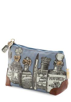 Let's Makeup Bag by Disaster Designs #vintage