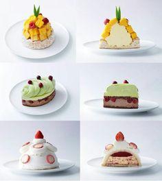 Cakes, Tokyo