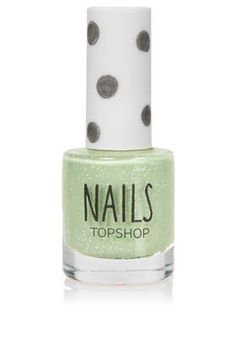 Cannot beat Topshop for great nail polish colours.