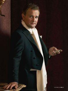 #DowntonAbbey | His Lordship | GQ Magazine