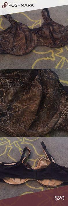 Cacique lace bra 42DDD Like new Cacique Intimates & Sleepwear Bras