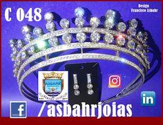 #ASBAHR #noivas #debutantes #festas #joias #fabricação #exclusivo #miss #desfiles #moda #coroas #princesa  Todos os seus sonhos podem se realizar se você, tiver coragem de persegui-los.  Seja bem vindo !!!
