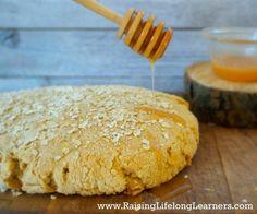 Viking Bread Recipe Kids in the Kitchen